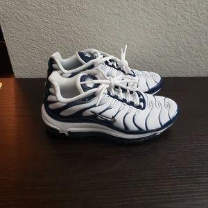 """Nike Shoes - Nike Air Max 97 Plus """"Silver Shark"""""""